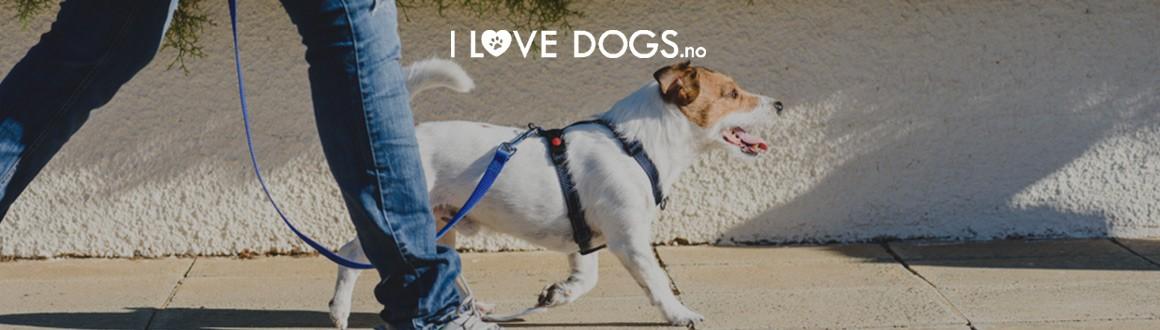 I Love Dogs rabattkode
